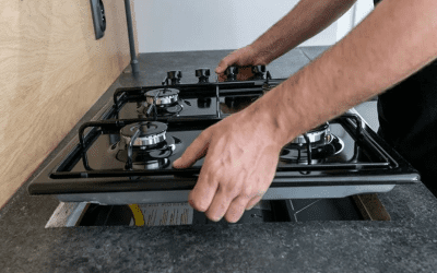 Connecting Your Own Gas Hob